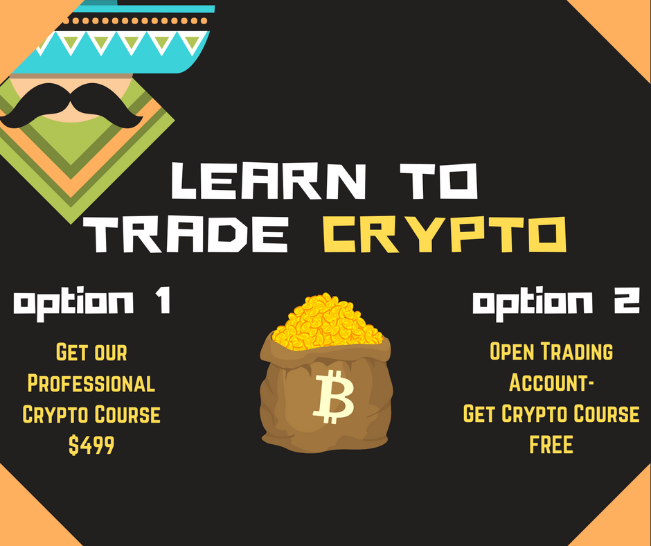 Learn how to trade crypto currency ad